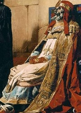 Pope Formosus Exhumed Corpse!!!