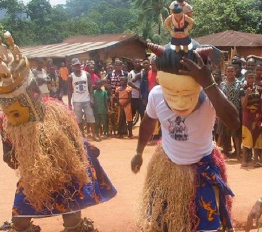 Community In Nigeria Where Men Speak Different Language From Women