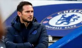 Chelsea Sacks Manager,Frank Lampard