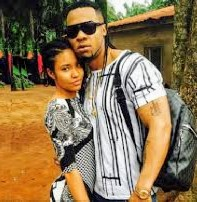 Remember The 19 Years Old Girl That Flavour Got Pregnant In 2014? See Photos Of How She Looks Now