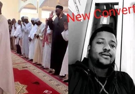 Shortly After This Igbo Man Converted To Islam, See What He Did And How People Reacted