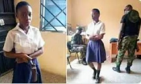 Secondary Schoolgirl In Cross River State Takes Gun To School To Shoot Teacher Who Asked Her To Cut Her Dyed Hair