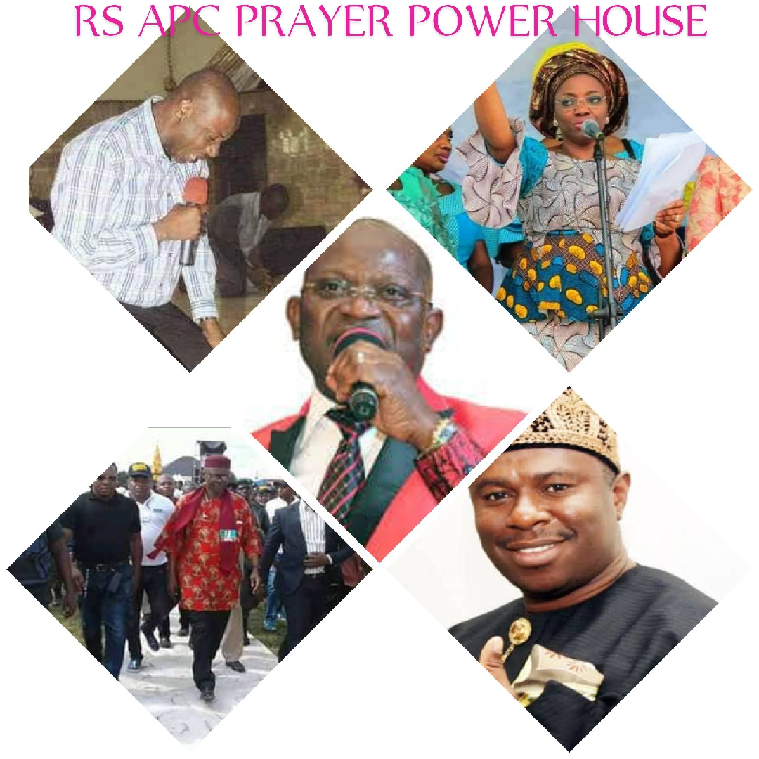 """RIVERS APC SUPREME COURT VICTORY: """"Prayers, Visionary Leadership, Secret Weapons of Party's Supreme Court Victory"""" ~ EZE"""