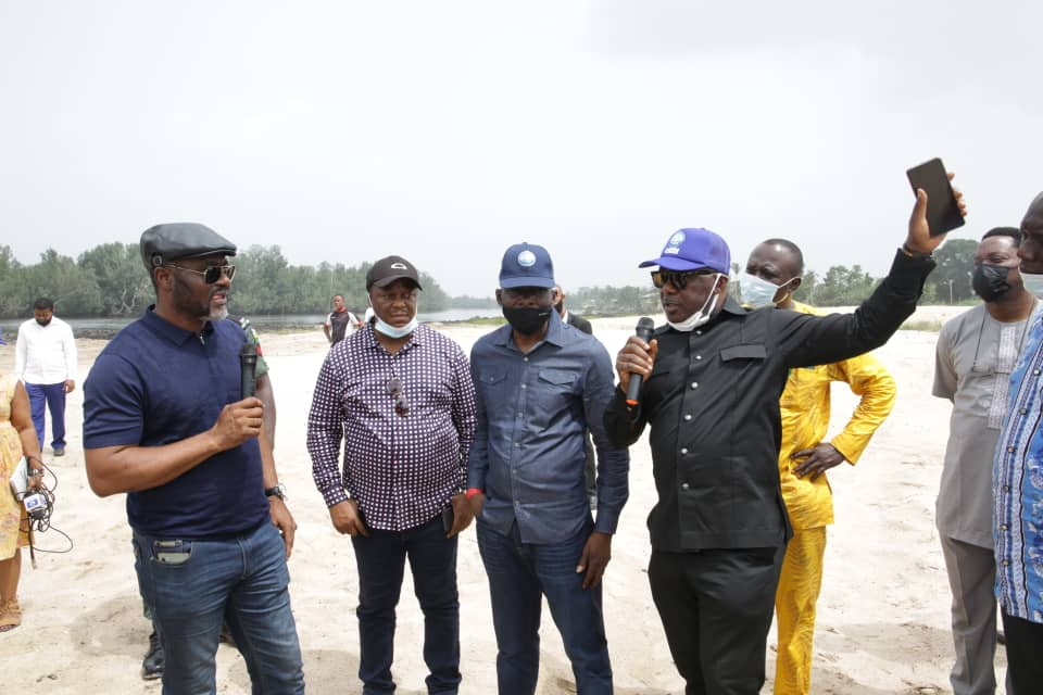 Rivers Community Lauds NDDC for Land Reclamation Project