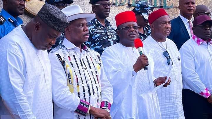 INSECURITY: Eze Laments Over Attacks on Two APC States, Describes It As An Act Of Sabotage