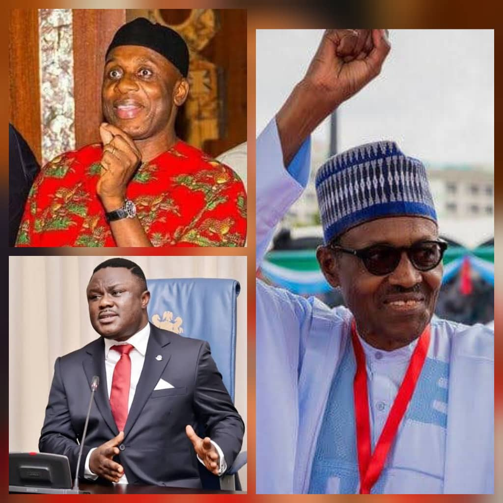 THE SUCCESS STORY OF CROSS RIVER STATE UNDER APC LED FEDERAL GOVERNMENT: THE EFFORTS OF RT HON. CHIBUIKE ROTIMI AMAECHI, The Master of Empowerment.