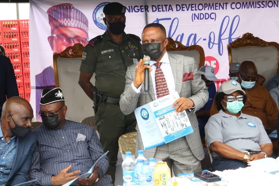 Science Education, Core Of NDDC's Mandate – Effiong Akwa