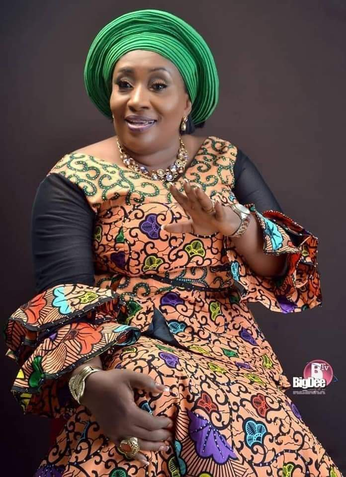 Eze Celebrates Lady Oby Ndukwe -The Fearless, Enigmatic Media Personality @51