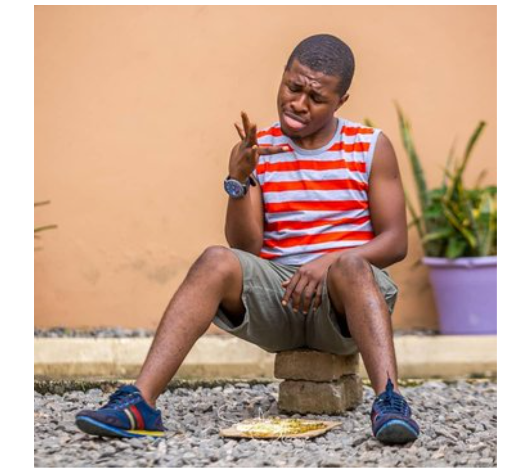 """Samuel Ajibola(Popularly called Spiff) reacts to claims that his wife made him dump the character spiff in """"The Johnsons"""""""