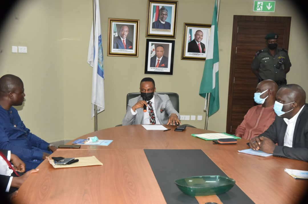 """""""We Will Support NIM in Building Managerial Skills"""" – NDDC Boss"""