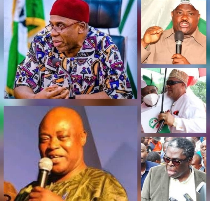 IKANYA/AGUMA'S DEFECTION TO PDP: It's About Time APC's Waste is Thrown in The Bin ~ Eze