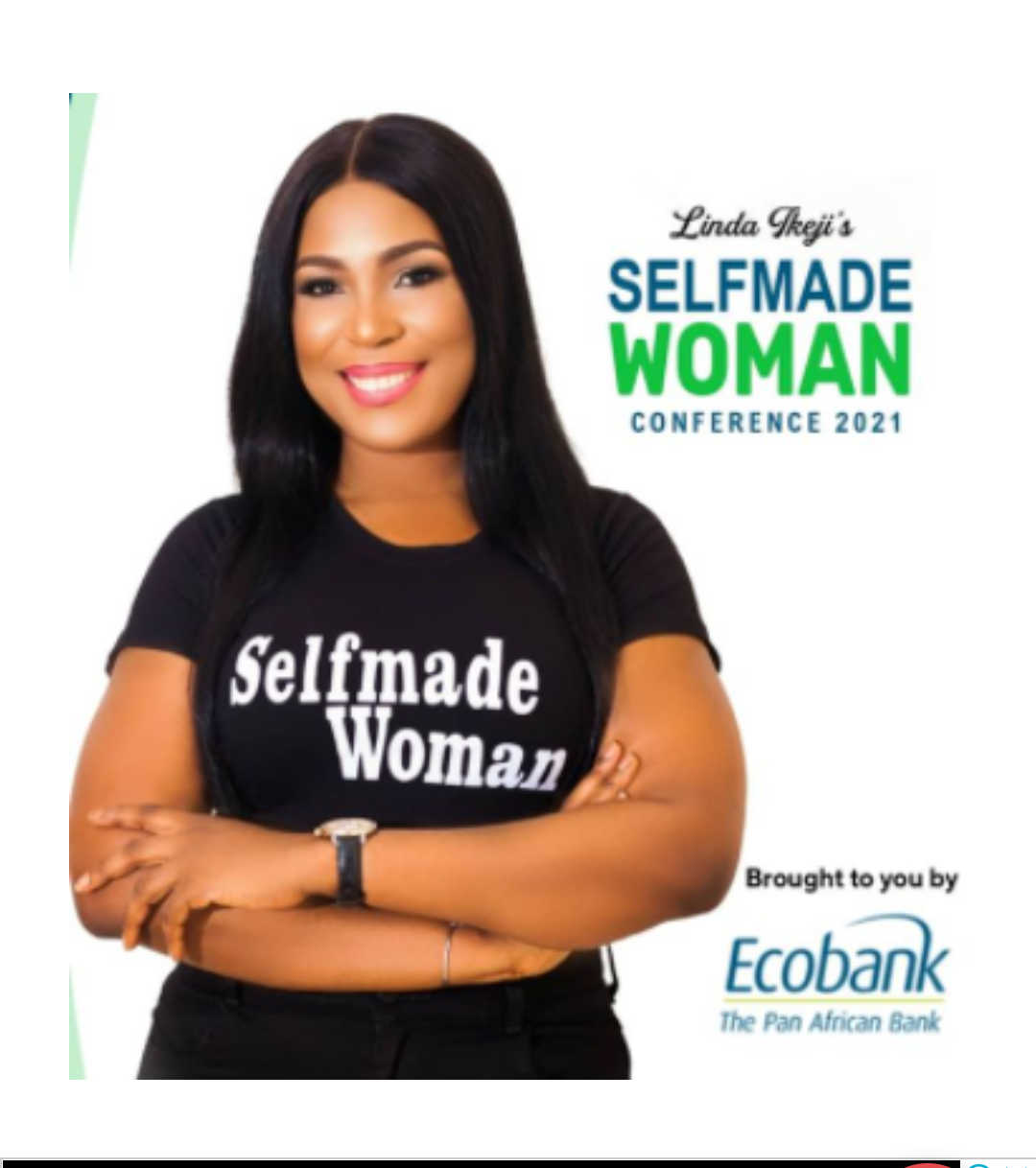 ECOBANK and Linda Ikeji set to empower young ladies this June, 2021