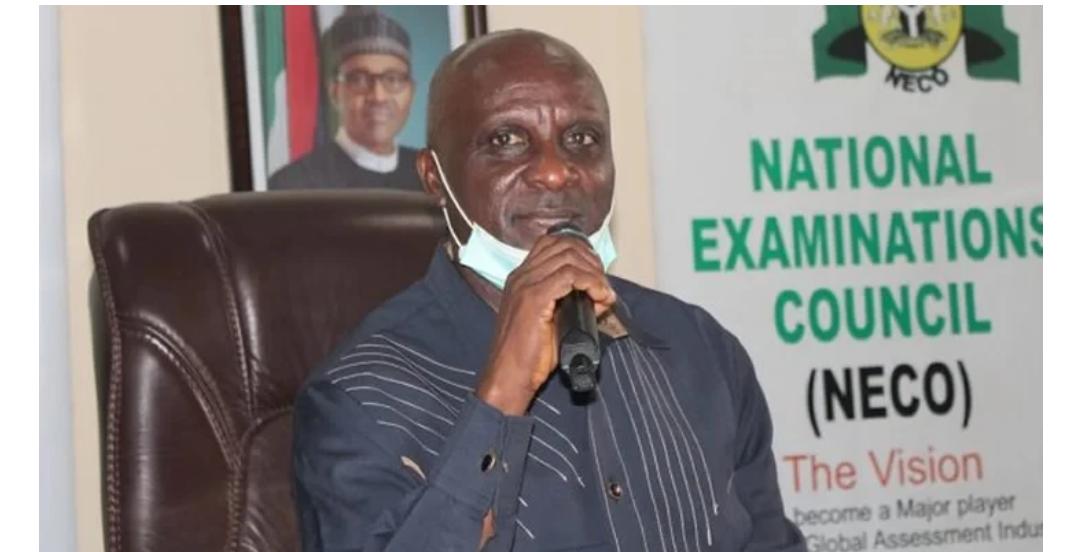 Professor Godswill Obioma NECO Registrar is dead.