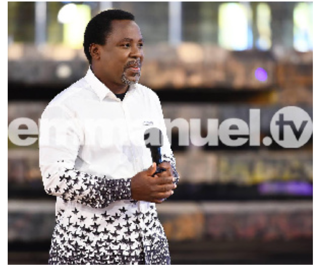 Shocking! Prophet TB Joshua is dead!