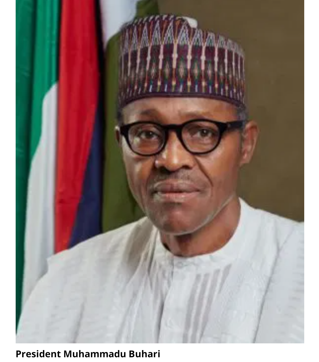 """""""If you want jobs, behave yourself""""- President Buhari to Nigeria Youths"""