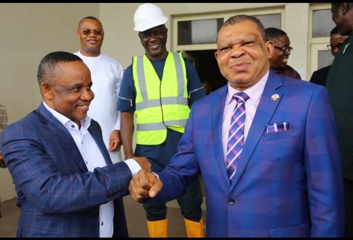 NDDC Boss, a Promise Keeper, says UNIUYO VC
