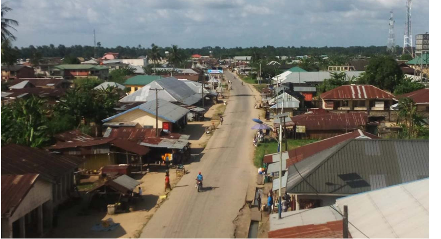 Market chairman dies while having sex with wife's salesgirl in Igbudu market area of Delta State