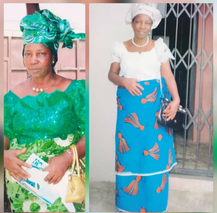 Eze Mourns, Pays Tribute To An Ideal Mummy, Aunt, Wife and Sister, Late Mrs. Joyce Chimela Eze