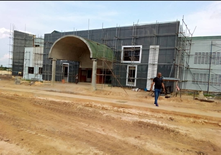 UniUyo Community Excited About New NDDC Hostel