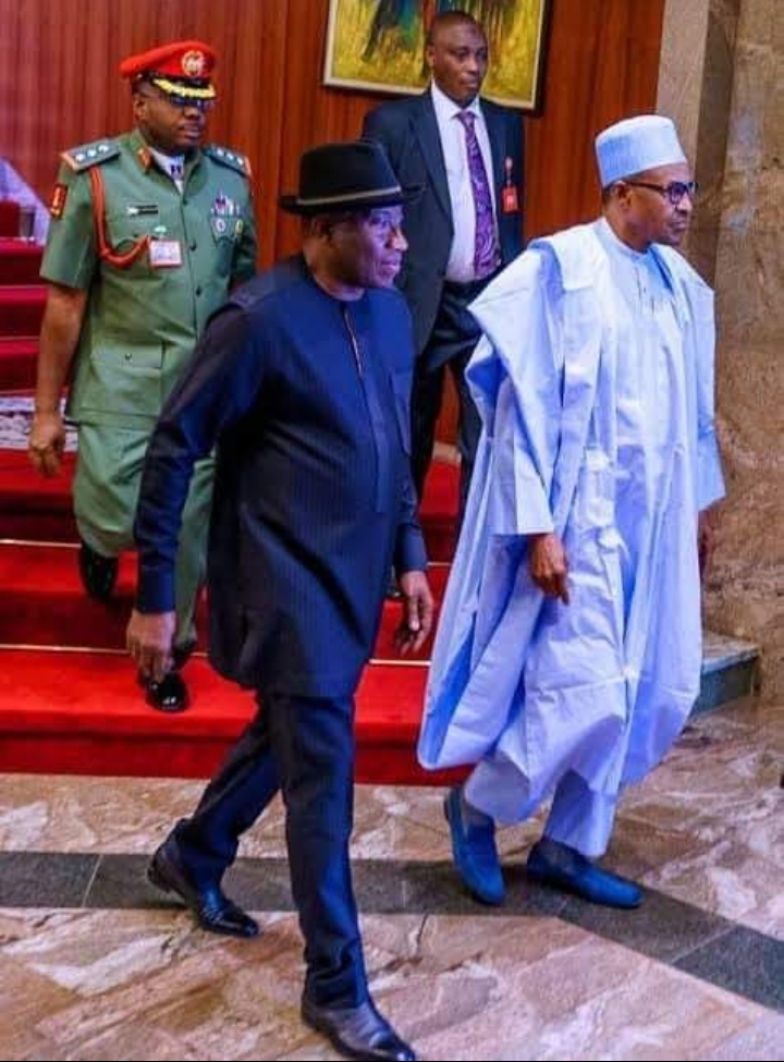 2023: Eze Commends Jonathan for His Foresight, Wisdom To Reject the Bite of The Northern Presidency Sour Bait
