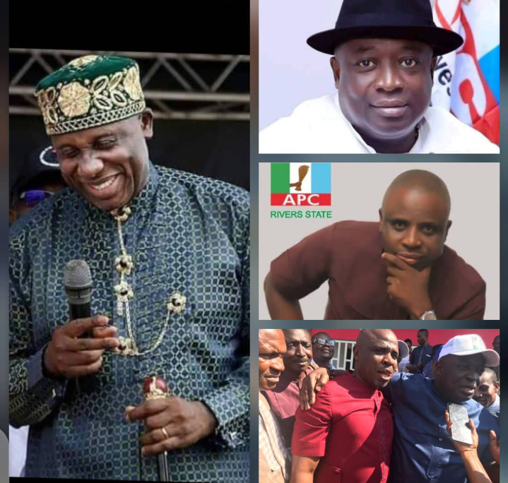 Rivers APC Congress: Eze Prays for a Peaceful, Hitch-free Election